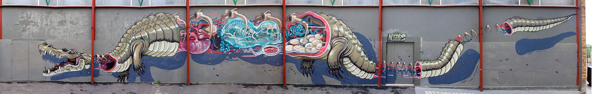 All sizes | Nychos @ Paris (close by) - Mai 2012 | Flickr - Photo Sharing!