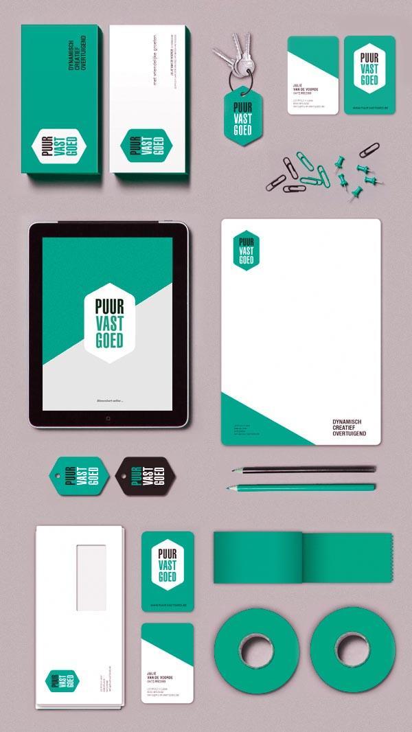 Puur Vastgoed Website - Brand Design by Tim Bisschop