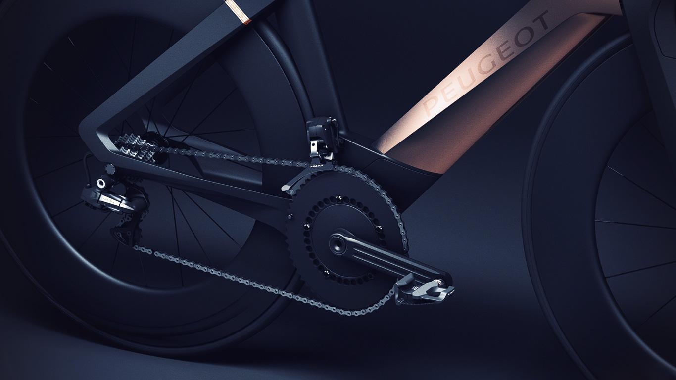 Onyx bike - Concept Bikes Peugeot - Peugeot Motion & Emotion