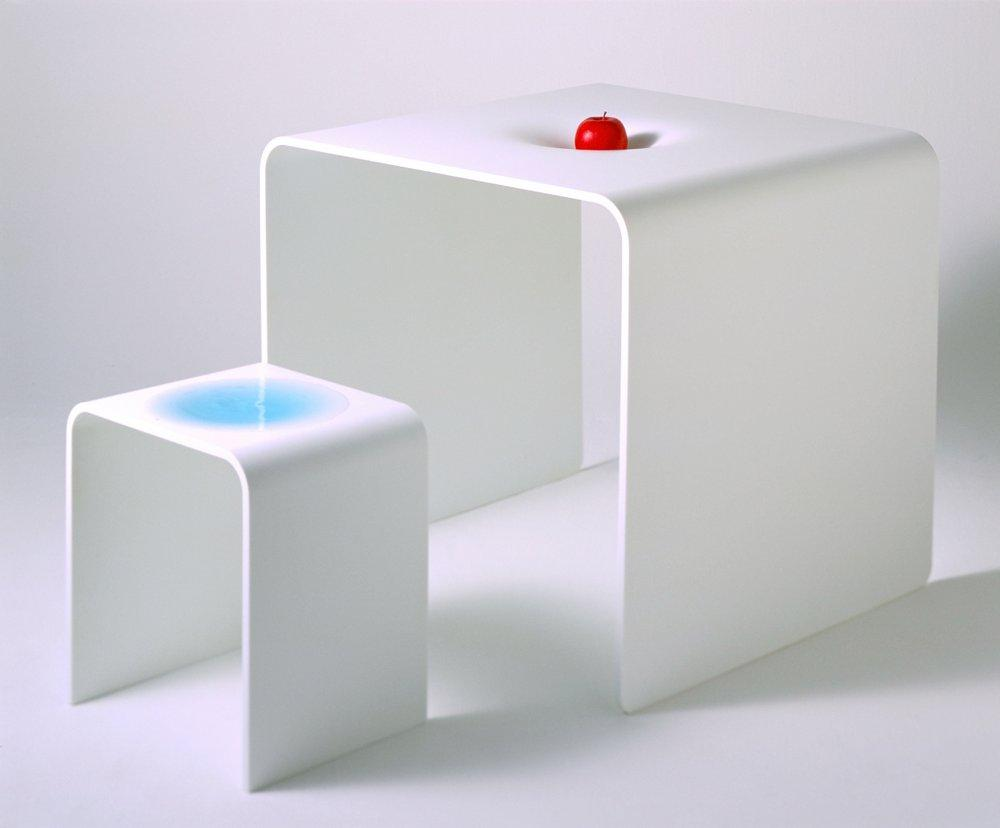 Newton Table by Makoto Tojiki | Spoon & Tamago
