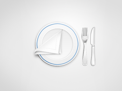 Place Setting by Josh King