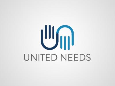 United Needs logo by Josh King