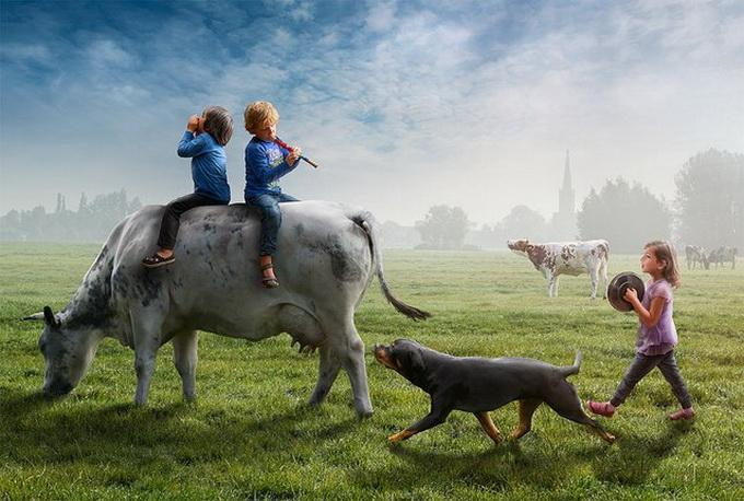 Creative Photography by Adrian Sommeling