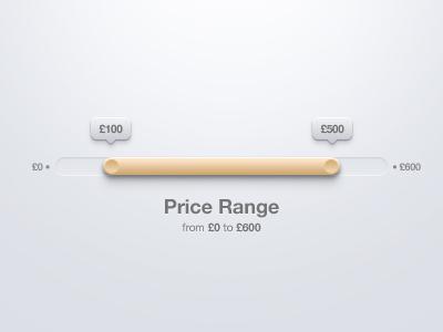 Range Selection by Piotr Kwiatkowski