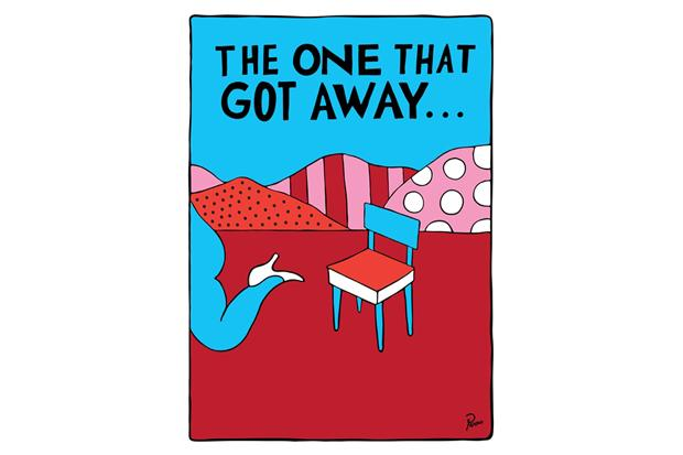 "Parra ""The One That Got Away"" Print 