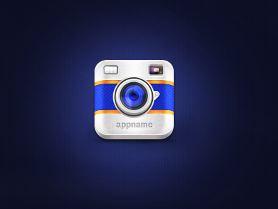 iPhone App Icon by Mason Yarnell