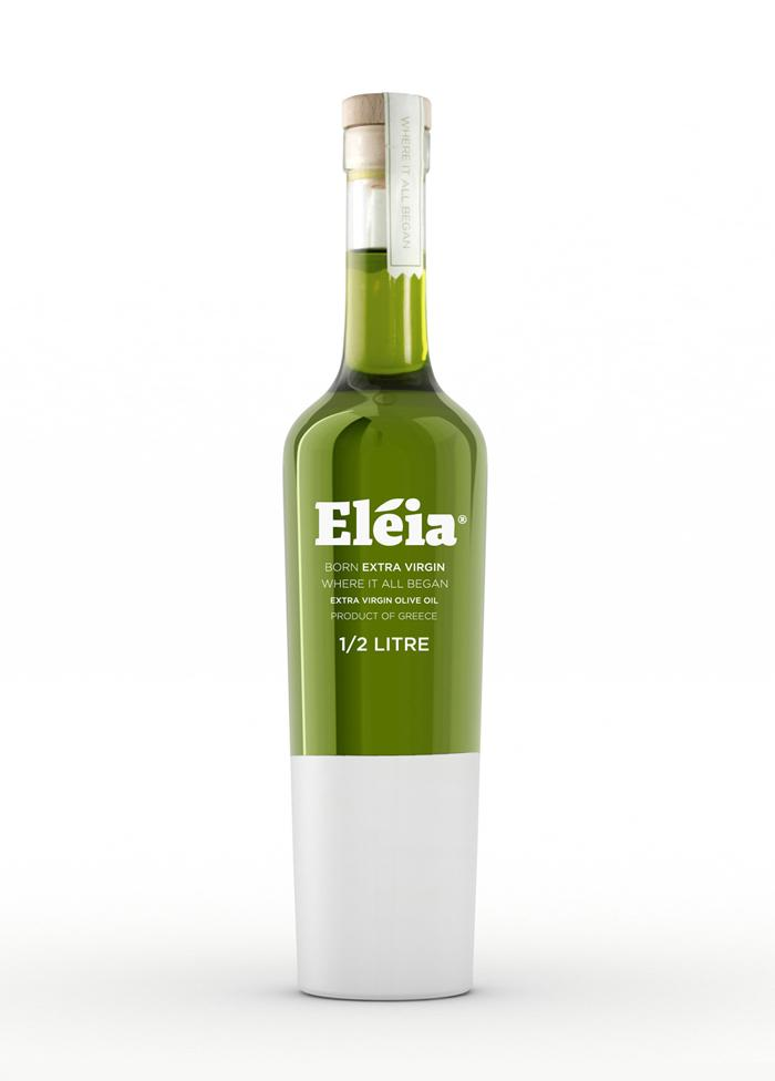 Eleia Olive Oil - The Dieline -