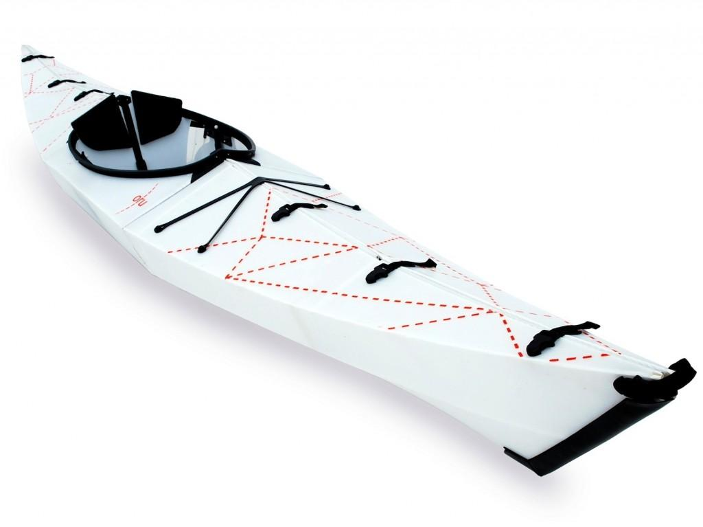 The Oru Folding Kayak