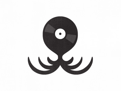 Octopus Logo WIP by Sean Farrell