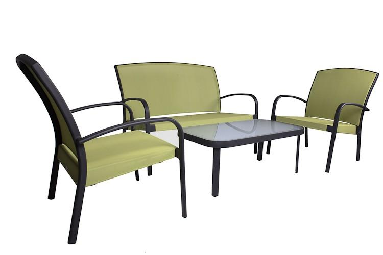 Manhattan Seating Set(4pcs) - Patio Furniture