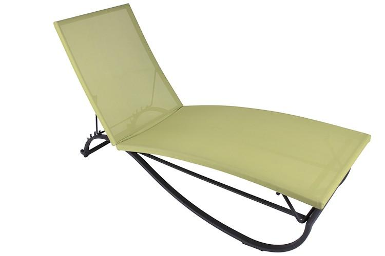 Manhttan Adjustable Chaise Lounge - Patio Furniture