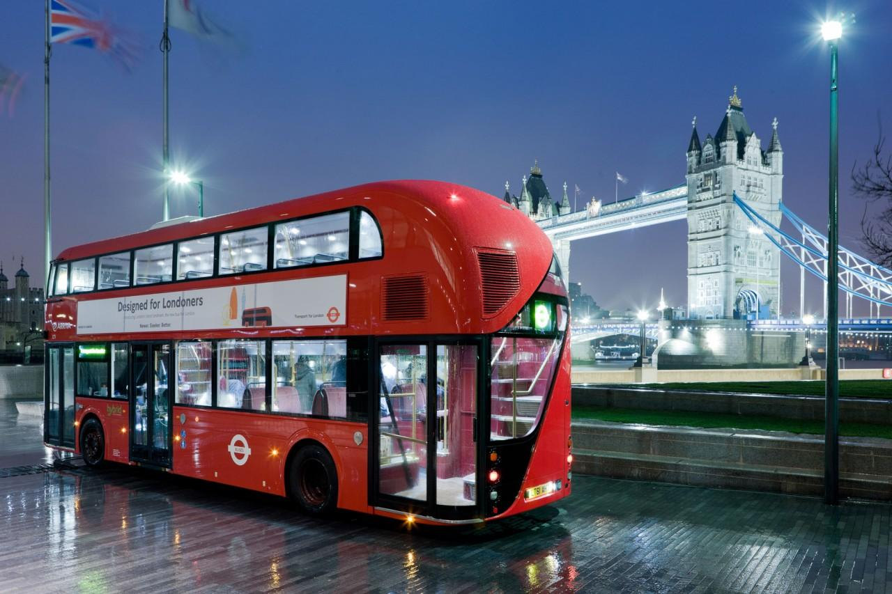 London Bus « Heatherwick Studio