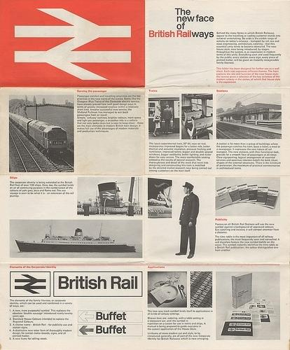 » The-New-Face-of-British-Railways-Big-Front Flickrgraphics — Designspiration