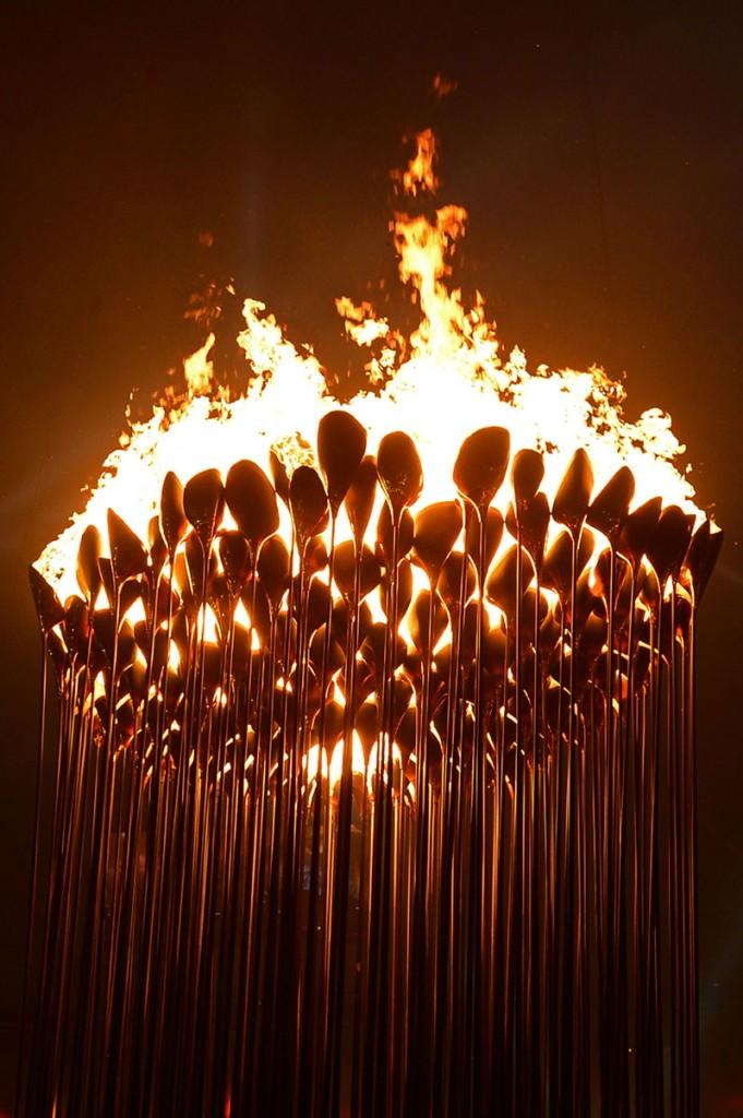 Olympic Cauldron « Heatherwick Studio