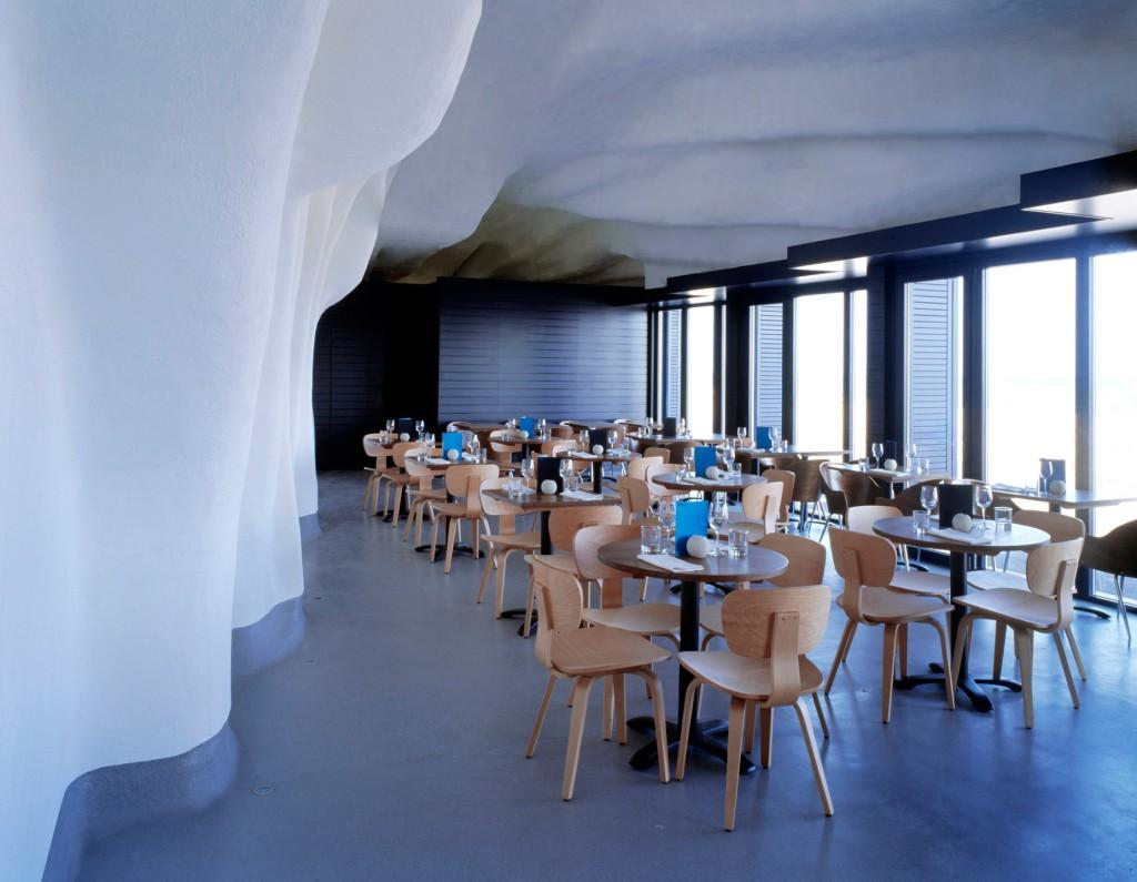 East Beach Café « Heatherwick Studio