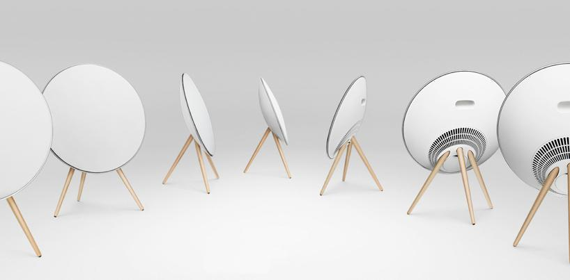 bang & olufsen: beoplay A9 speaker series