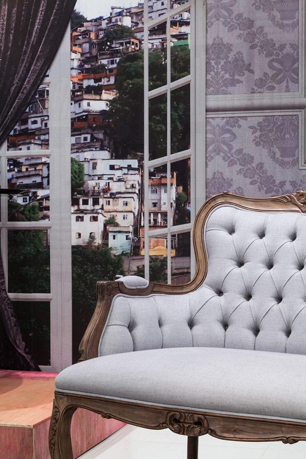 Brazilian Furniture Store Focused On The Extremes of Wealth and Poverty