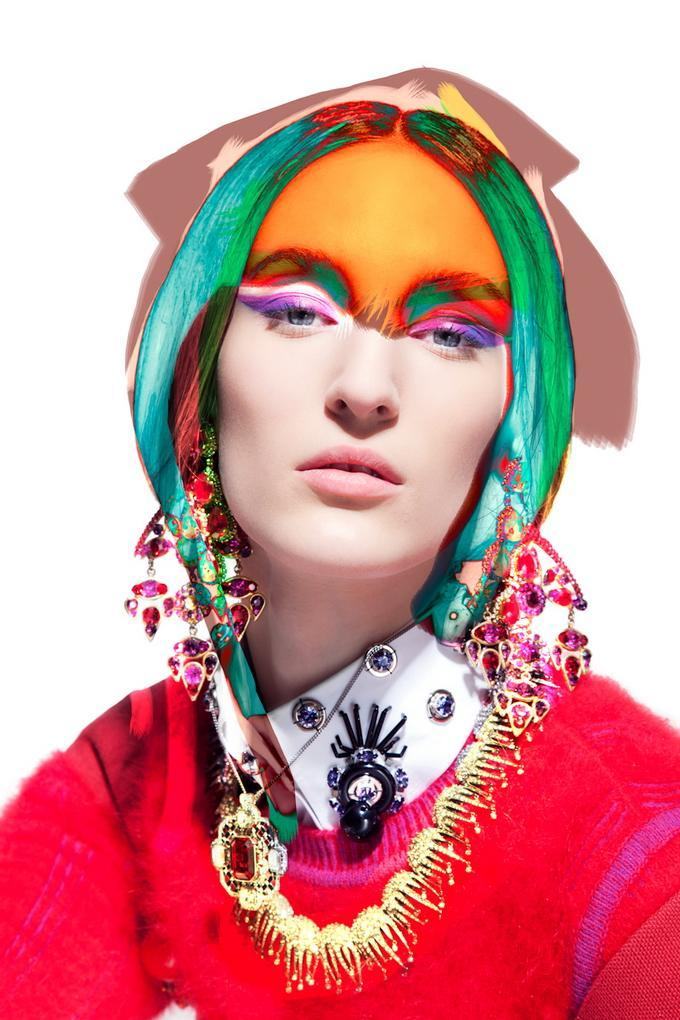 Fashion Photography by Pierre Debusschere