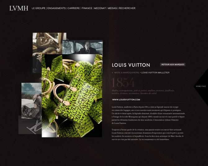 LVMH 2009 - we are type