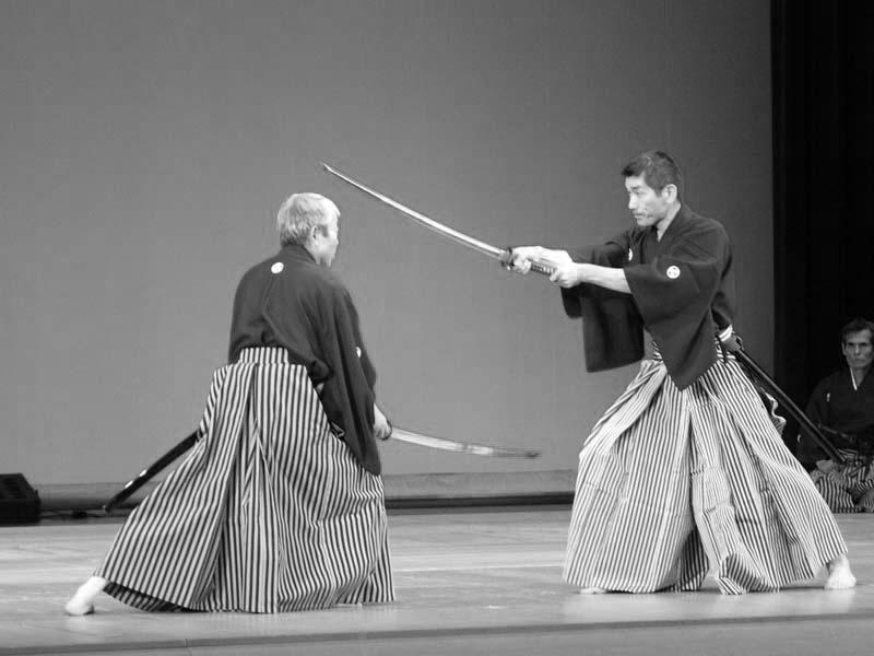 Makiba Dojo | Las Vegas Araki Mujinsai Ryu Iaido