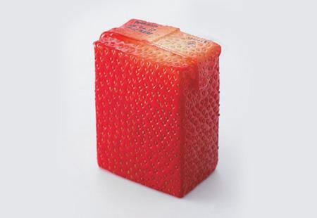 Fruit Juice Packaging by Naoto Fukasawa