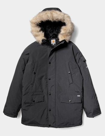 Carhartt Jacket - Anchorage Parka Jacket - Black
