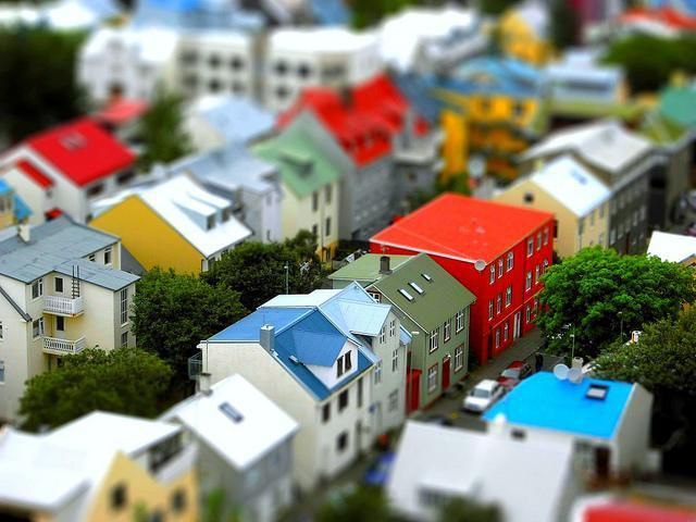 Tilt Shift Photography by Bjoern Giesenbauer