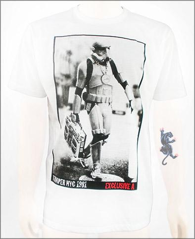 Storm Trooper T-shirt - T-shirts - Storm Trooper NYC 1981 - Streetwear T-shirt Heaven