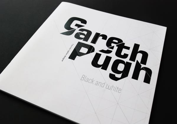 Pugh Gareth Servi sur la typographie