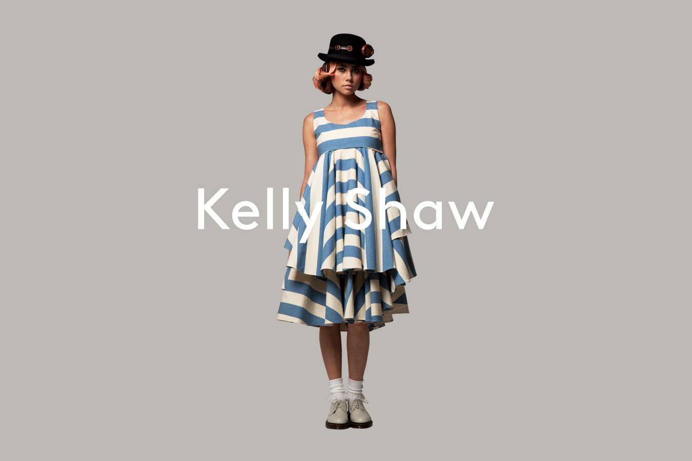 Kelly Shaw - Spring / Summer 2013