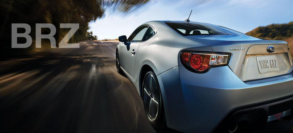 Subaru BRZ | The New 2013 BRZ Sports Car