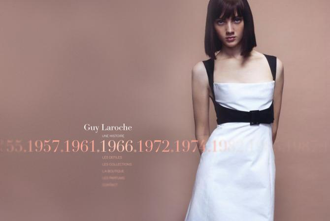 GUY LAROCHE 2009 - we are type