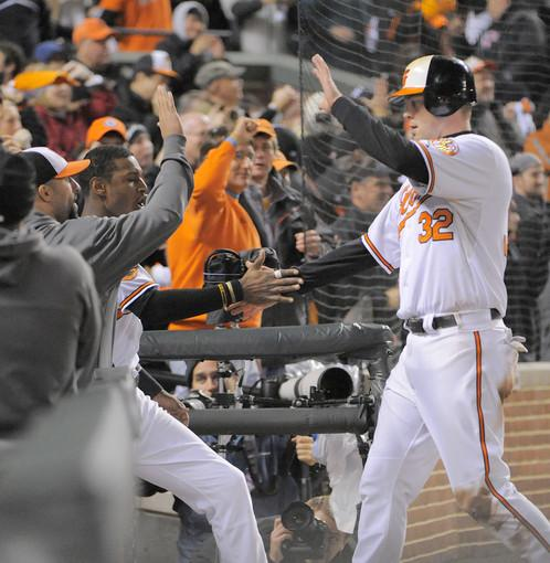 Baltimore Orioles even ALDS series against New York Yankees with 3-2 win - baltimoresun.com