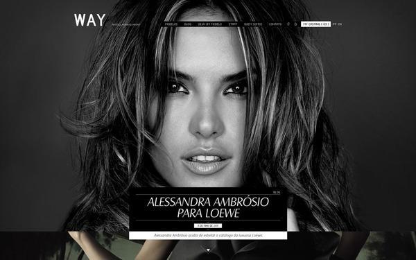 Way Models on Web Design Served