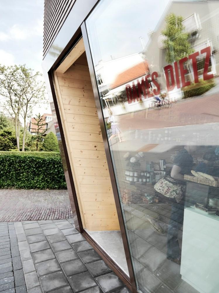 New building for Deli Shop / BaksvanWengerden Architecten New building for Deli Shop / BaksvanWengerden Architecten – ArchDaily