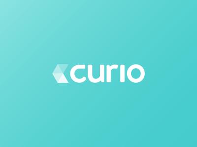 Curio logo by Chloe Park