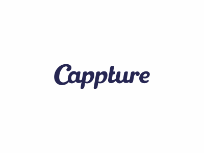 Cappture Logo by Rokas Sutkaitis