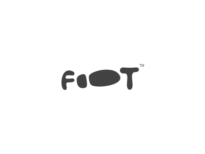 Foot Logo Design by Dalius Stuoka