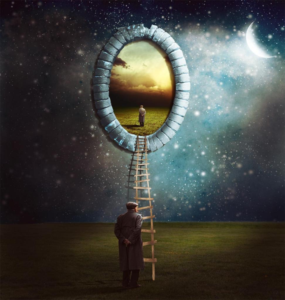 Desire by Kinga Britschgi - Fantasy Artist