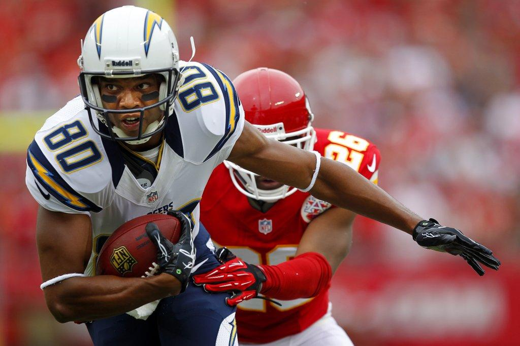 Photo Gallery - Chargers at Kansas City 9-30-12 | UTSanDiego.com
