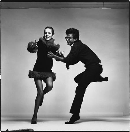 Le blog de SoVeNa » Richard Avedon, Photographe du Mouvement