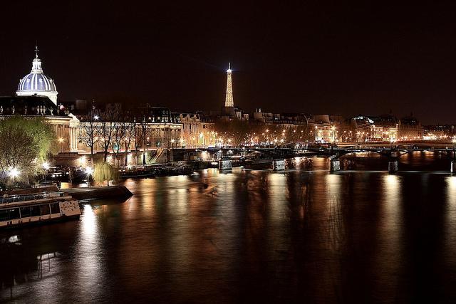 della serie A PARIGI ... n. 1 OMBRE E LUCI DAL PONT NEUF | Flickr – Condivisione di foto!