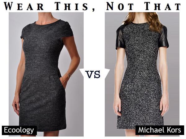 Wear This Not That: Salt & Pepper   Fashioning Change ® - Do Good Fashion