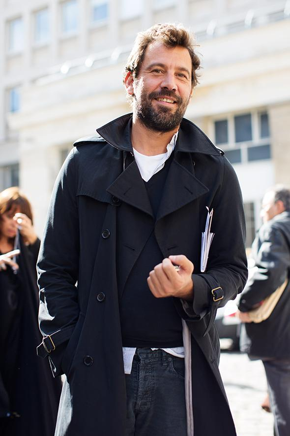 On the Street…..Simple, Perfect, Paris « The Sartorialist