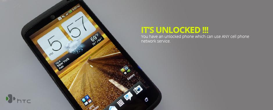 IMEI Unlock NOW | Unlock your HTC iPhone