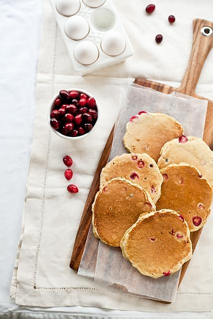Morning Cranberry Orange Pancakes | Flickr - Photo Sharing!