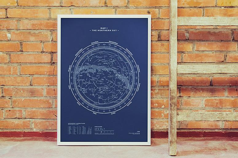 FPO: Northern Sky Poster