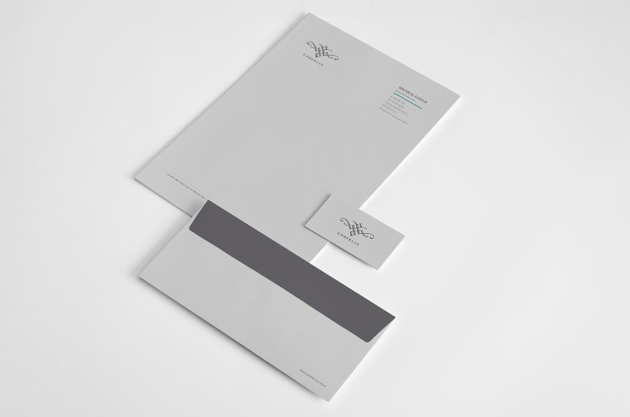 Emberlym Identity - Jonny Delap | Designer & Illustrator