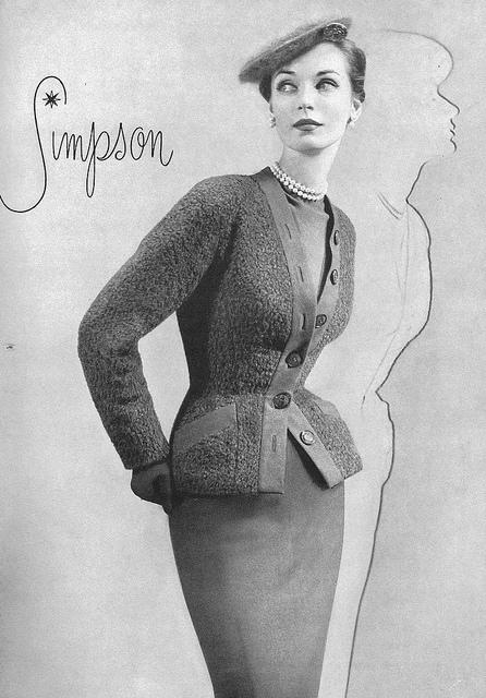 September Vogue 1952 | Flickr - Photo Sharing!