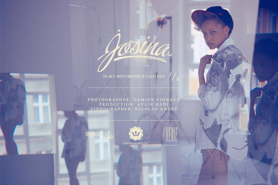 HIGHSNOB x STUDIO CHERIE : JOSINA - elr°y | Photography
